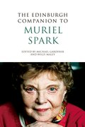 Cover for The Edinburgh Companion to Muriel Spark