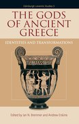 Cover for The Gods of Ancient Greece