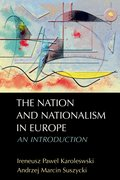 Cover for The Nation and Nationalism in Europe