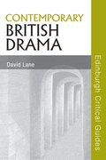 Cover for Contemporary British Drama