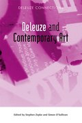 Cover for Deleuze and Contemporary Art