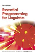 Cover for Essential Programming for Linguistics