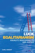 Cover for Luck Egalitarianism