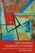 Cover for Grounding Cosmopolitanism