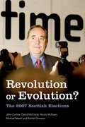 Cover for Revolution or Evolution? The 2007 Scottish Elections