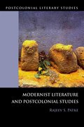 Cover for Modernist Literature and Postcolonial Studies