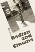 Cover for Badiou and Cinema