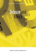 Cover for Deleuze and Ethics