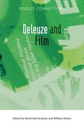 Cover for Deleuze and Film