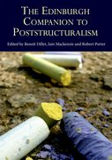 Cover for The Edinburgh Companion to Poststructuralism
