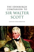 Cover for The Edinburgh Companion to Sir Walter Scott