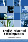 Cover for English Historical Sociolinguistics