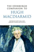 Cover for The Edinburgh Companion to Hugh MacDiarmid