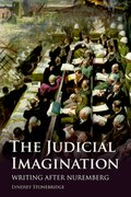 Cover for The Judicial Imagination