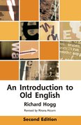 Cover for An Introduction to Old English