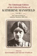Cover for The Collected Fiction of Katherine Mansfield, 1898-1915