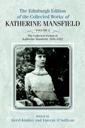 Cover for The Collected Fiction of Katherine Mansfield, 1916-1922