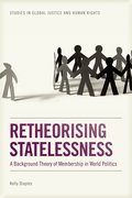 Cover for Retheorising Statelessness