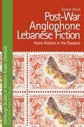 Cover for Post-War Anglophone Lebanese Fiction