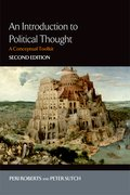 Cover for An Introduction to Political Thought