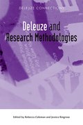 Cover for Deleuze and Research Methodologies