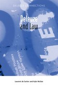 Cover for Deleuze and Law