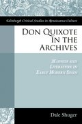 Cover for Don Quixote in the Archives