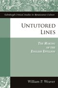 Cover for Untutored Lines