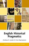Cover for English Historical Pragmatics