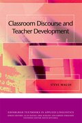 Cover for Classroom Discourse and Teacher Development