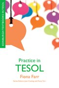 Cover for Practice in TESOL