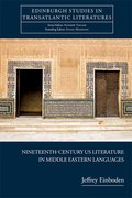 Cover for Nineteenth-Century US Literature in Middle Eastern Languages