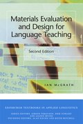 Cover for Materials Evaluation and Design for Language Teaching