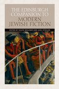 Cover for The Edinburgh Companion to Modern Jewish Fiction