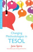 Cover for Changing Methodologies in TESOL