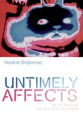 Cover for Untimely Affects