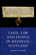 Cover for Land Law and People in Medieval Scotland