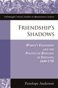 Cover for Friendship