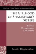 Cover for The Girlhood of Shakespeare