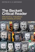Cover for The Beckett Critical Reader