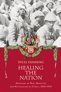 Cover for Healing the Nation