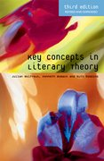 Cover for Key Concepts in Literary Theory