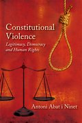 Cover for Constitutional Violence