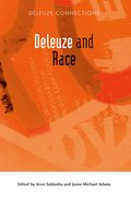 Cover for Deleuze and Race