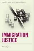 Cover for Immigration Justice