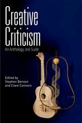 Cover for Creative Criticism