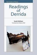 Cover for Readings of Derrida