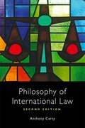 Cover for Philosophy of International Law