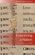 Cover for Conceiving a Nation