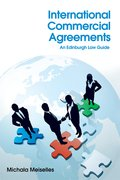 Cover for International Commercial Agreements
